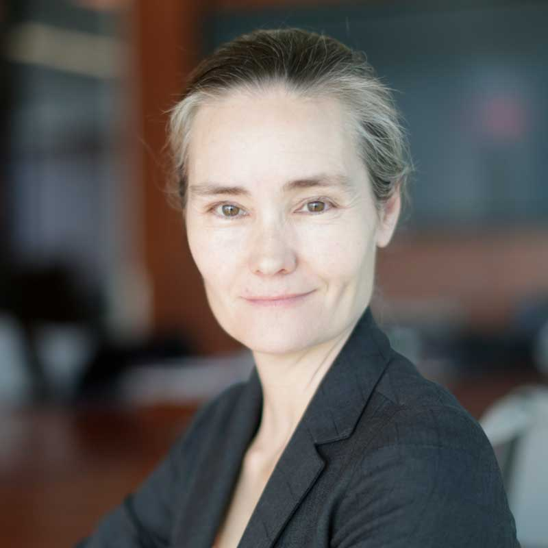 Christie Stephenson, Executive Director, Dhillon Centre for Business Ethics at UBC Sauder School of Business.