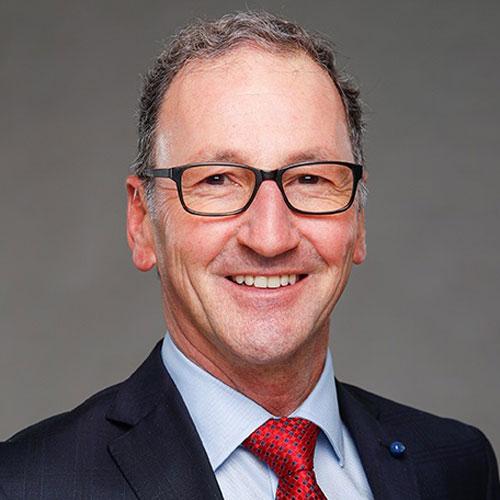 Richard Hébert, Member of Parliament