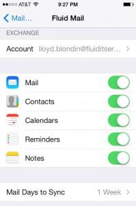 Fluid Mail