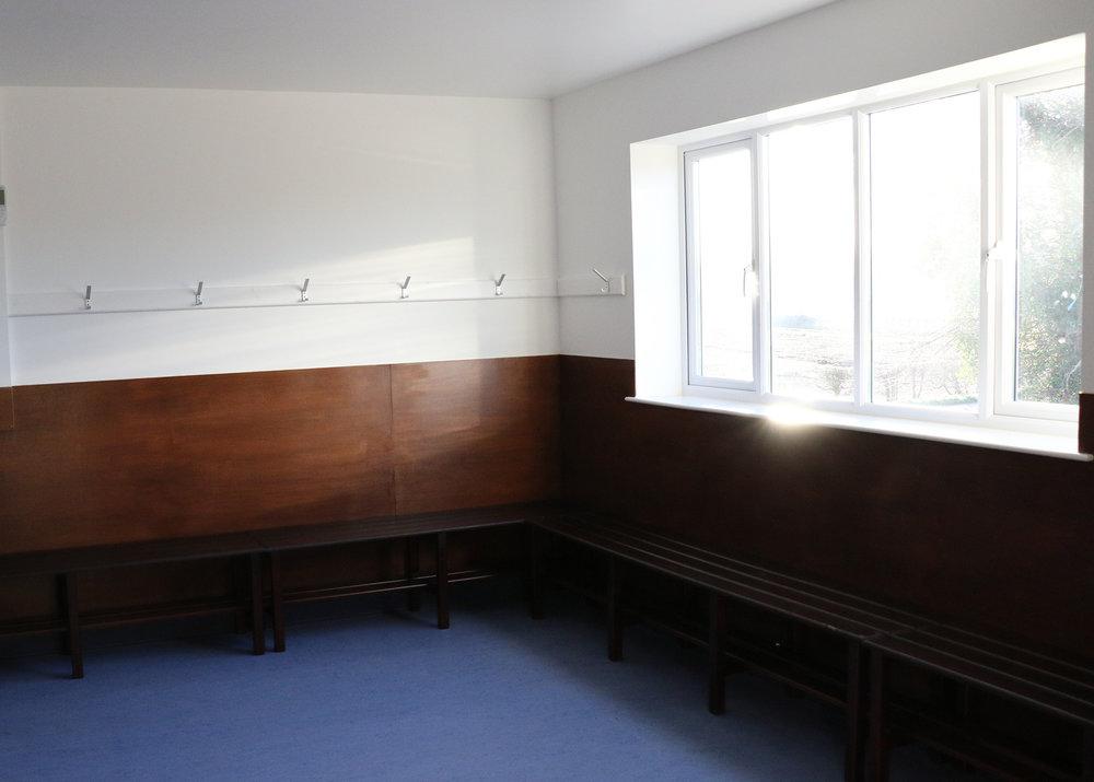 Junior Changing Rooms