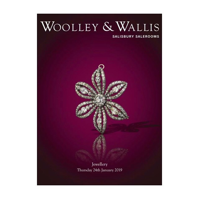 Woolley & Wallis's first jewellery sale of 2019... see The Jewellerian's pick of the pieces on Instastories and Highlights. Sale starts tomorrow at 10am www.woolleyandwallis.co.uk @woolleyandwallisjewellery #finejewellery #jewellery #diamonds #antiques #auctions