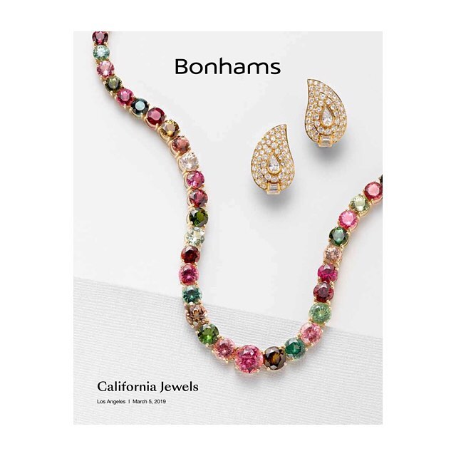 Just a few of our favourite pieces from today's California Jewels Sale @bonhamsjewels #finejewelry #bonhams #diamonds #thejewellerian #california #auctions