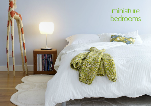 Image - Miniature Bedrooms