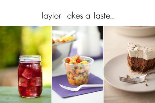 Taylor Takes a Taste Intro