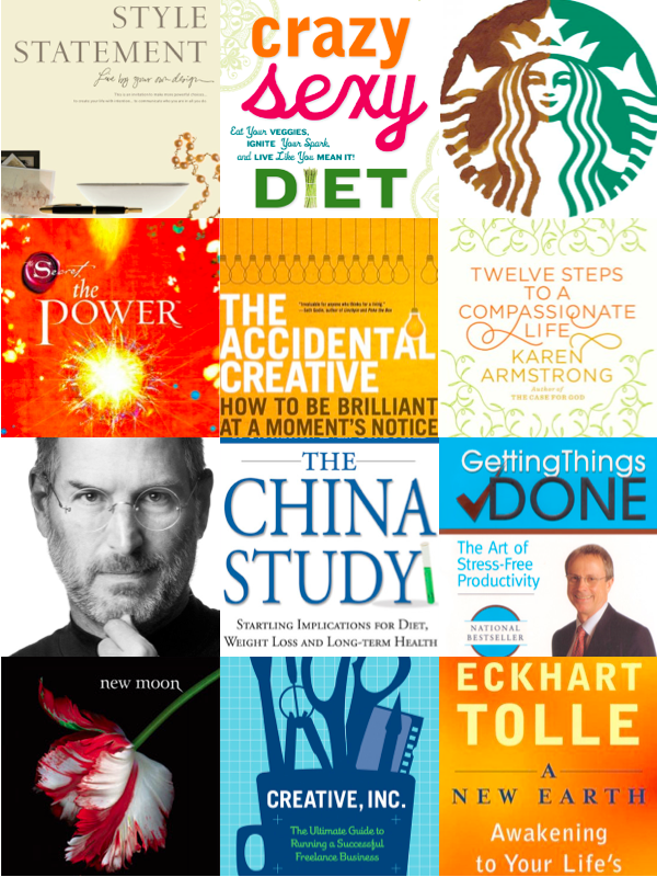 image :: 12 books for 2012