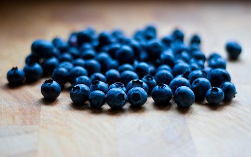 image :: Blueberries