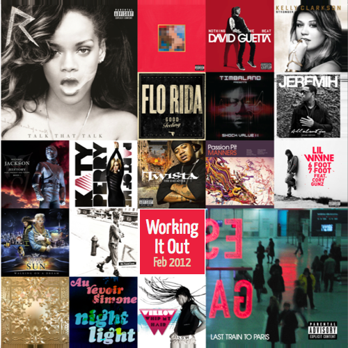 image :: Working It Out Playlist