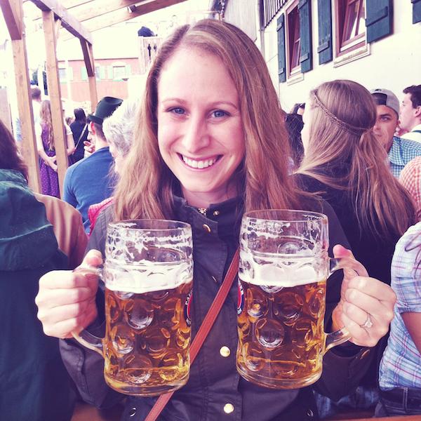 Double Liters | Europe Trip - Highlights from Munich + Oktoberfest | kaileenelise.com