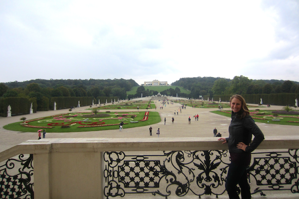 Schonbrunn Palace Gardens  | Europe Trip - Highlights from Vienna | kaileenelise.com