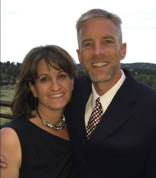 Ken & Amy Urban   Senior Pastors