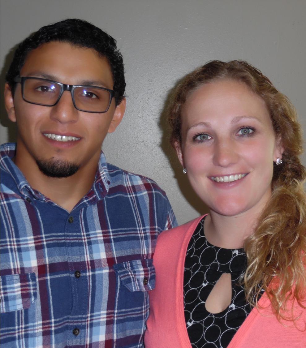 Jorge & Melanie Benitez   Associate Pastors