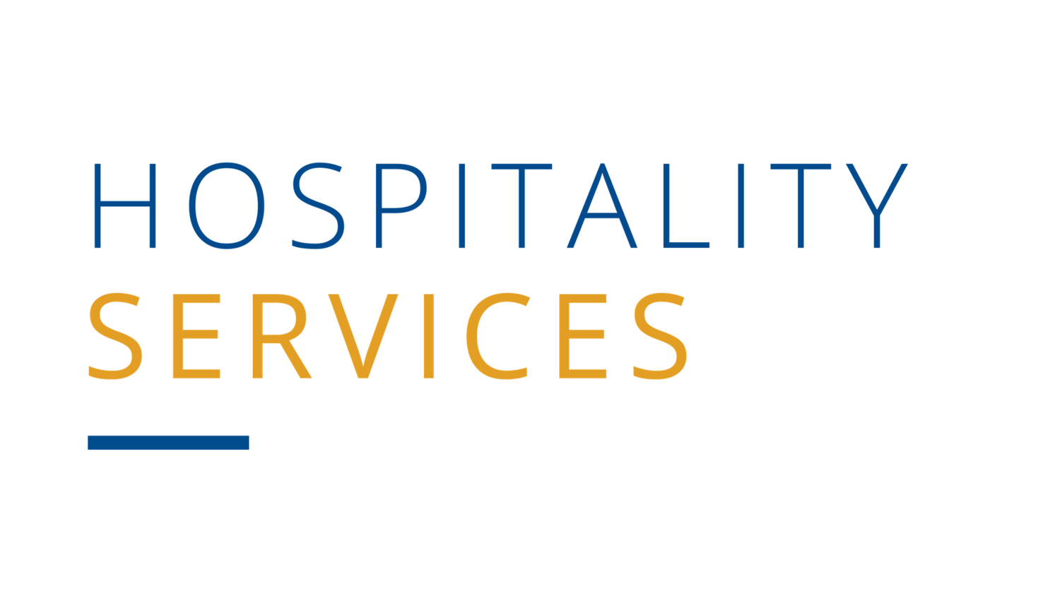 Massey University Hospitality Services
