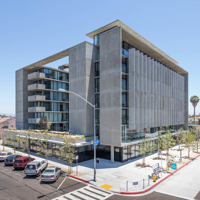 PARK & POLK - Hillcrest, San Diego