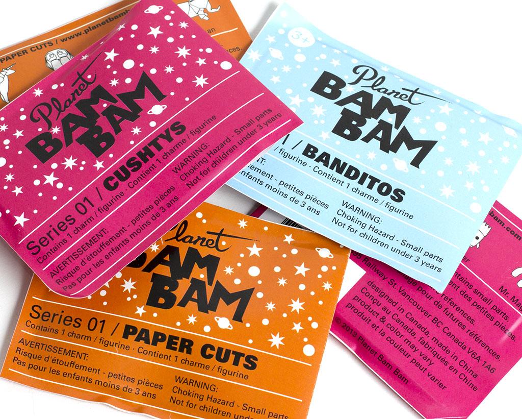 Planet Bam Bam packs