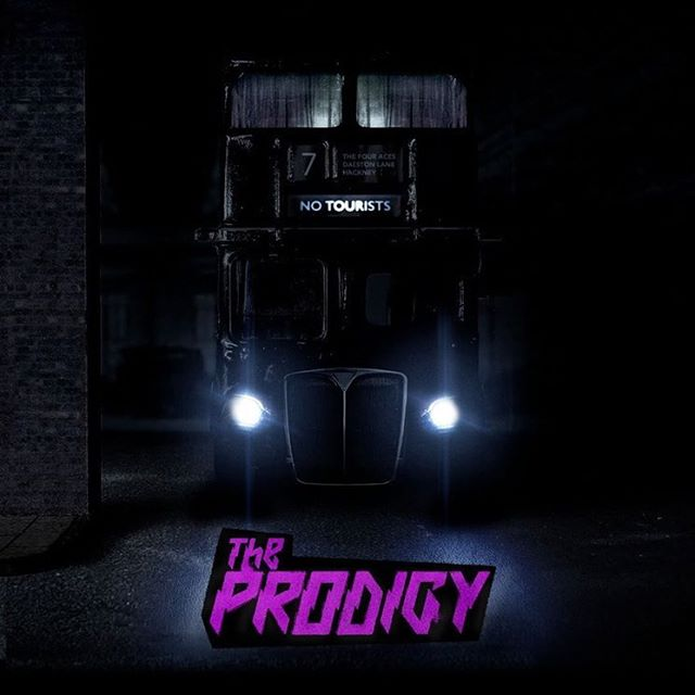 @theprodigyofficial 'No Tourists' album, epic work from Liam and co, can't wait to see them live again on Tuesday 🙏 the best! #notourists  #theprodigy
