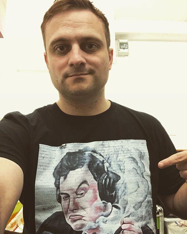 I made a tshirt.. @joerogan @lushsux