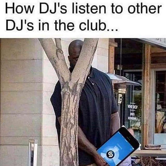 It's true... Shazam!!! #djlife #dj #shaq #meme