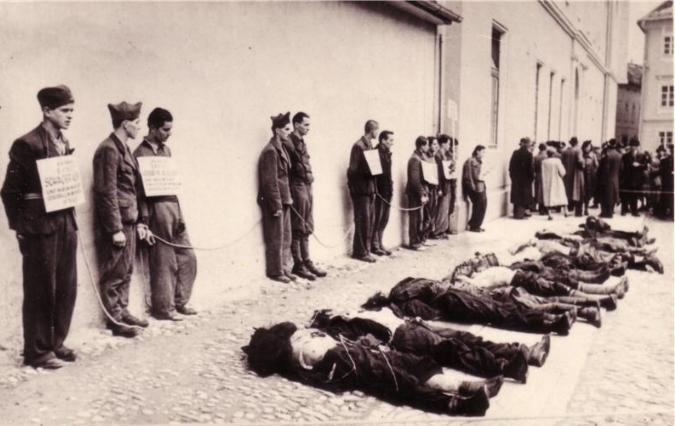 - Slovene Citizens Murdered in Nazi Reprisals