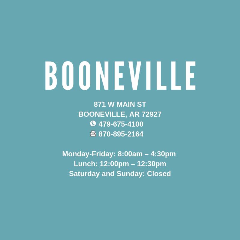 Booneville, AR Clinic