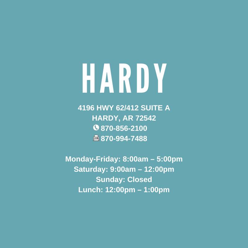 Hardy, AR Clinic