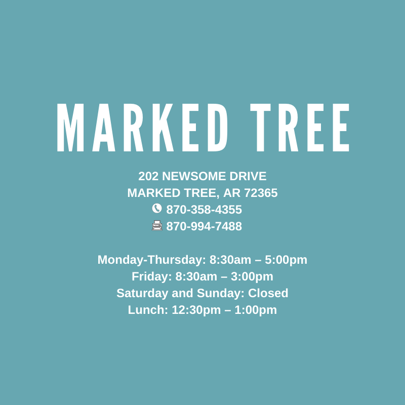 Marked Tree, AR Clinic