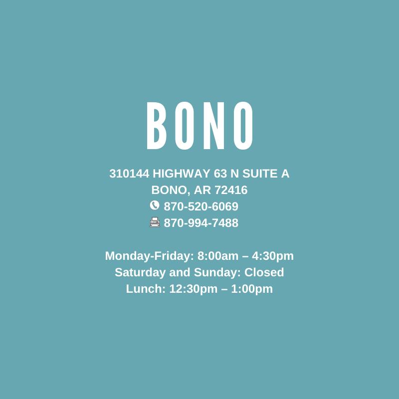 Bono, AR Clinic