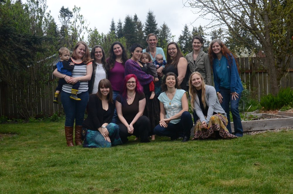 Doulas - Learn more about the individual doulas in our group.