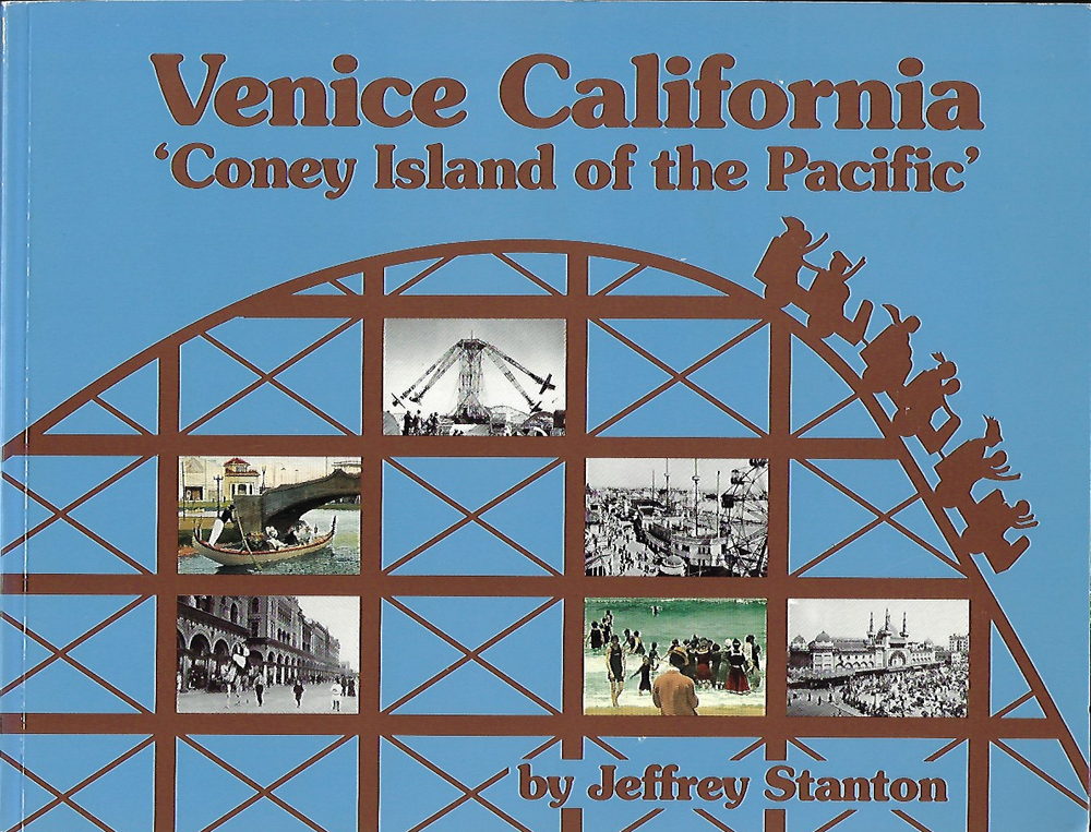 Jeffrey Stanton's extensively researched book about the history of Venice since 1905 includes over 300 photographs.