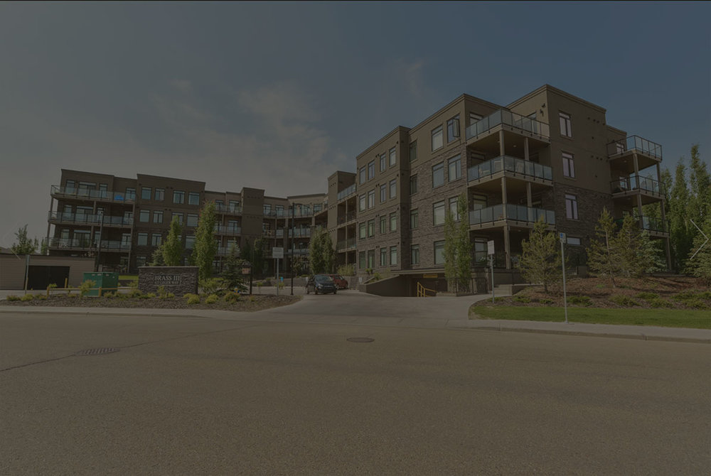 The Leger 625 Leger Way Edmonton AB. Completed in 2017