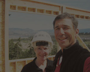 Florence and Robert - Award Winning Luxury Home Owner/Builders