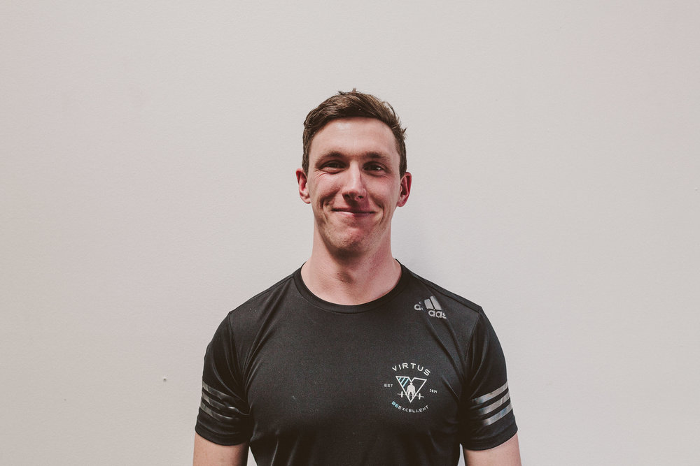 Simon Cooper - Head of Marketing / Performance Coach