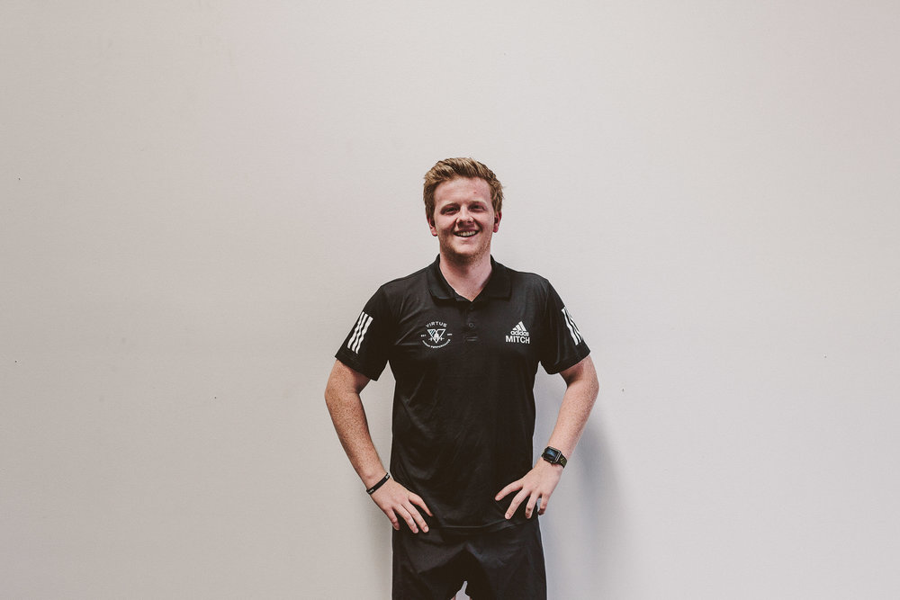 Mitchell Rowe - Performance Coach