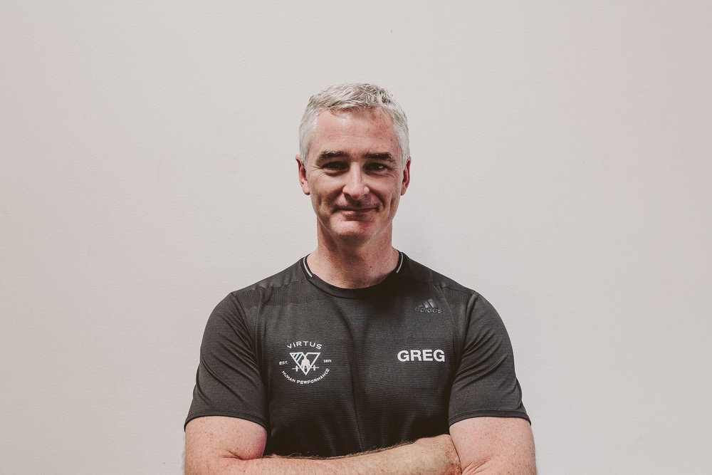 Greg Dea - Sports Physiotherapist