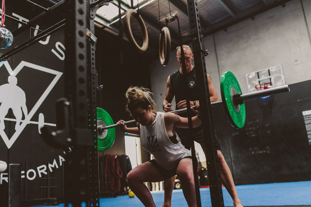 Coaching - We could tell you about all the plates, barbells, dumbbells, kettlebells, and medicine balls that we use to help get you faster, stronger, or fitter. But everyone else already does all that. We invest our time into getting you to your goals by helping you first find your path, then we don't just make you faster, or stronger, or fitter… We make you better. From a holistic, third person perspective we can help you manage the weakest links in your life whilst improving your strengths. Performance it's multi faceted, and so is the service of our Performance Coaches.