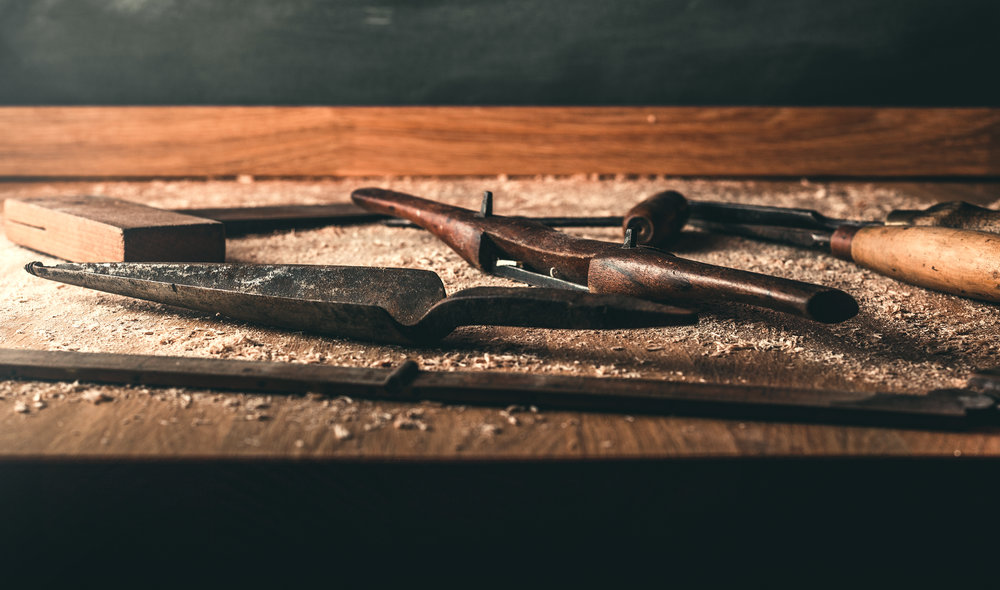 Handcrafted Pieces -