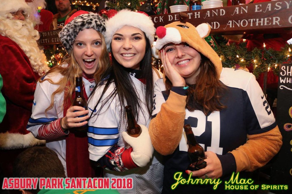 Santacon 2018 - Click Here for All Photos