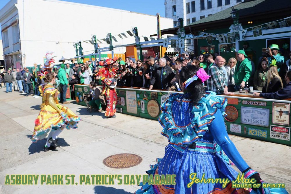 Asbury Park St. Patricks's Day Parade 2018 - Click Here for All Photos