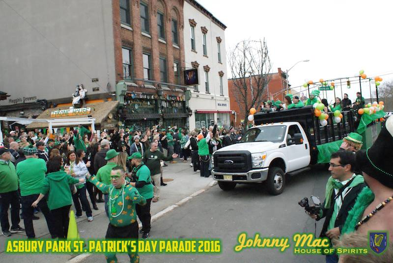 Asbury Park St. Patrick's Day Parade 2016 - Click Here for All Photos