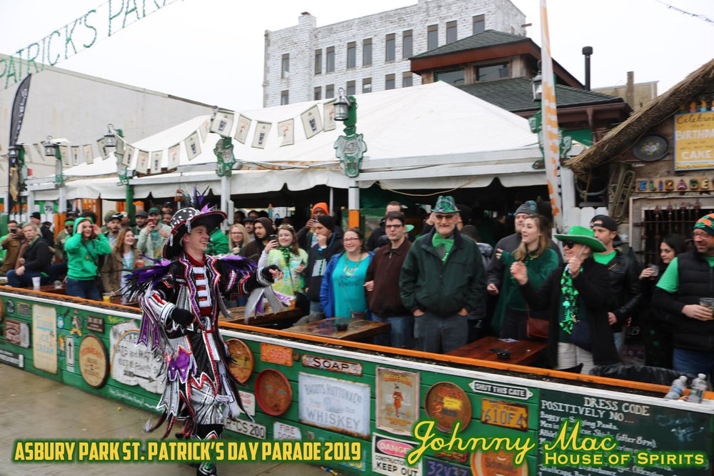 Asbury Park St. Patrick's Day Parade 2019 - Click here for all photos