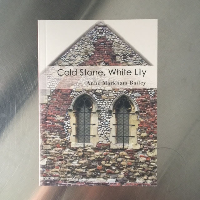 Cold Stone, White Lily - These exquisite poems set out to inhabit the fourteenth century anchorite, a contemplative recluse who explores her passion and her practice in the twenty seven poems.