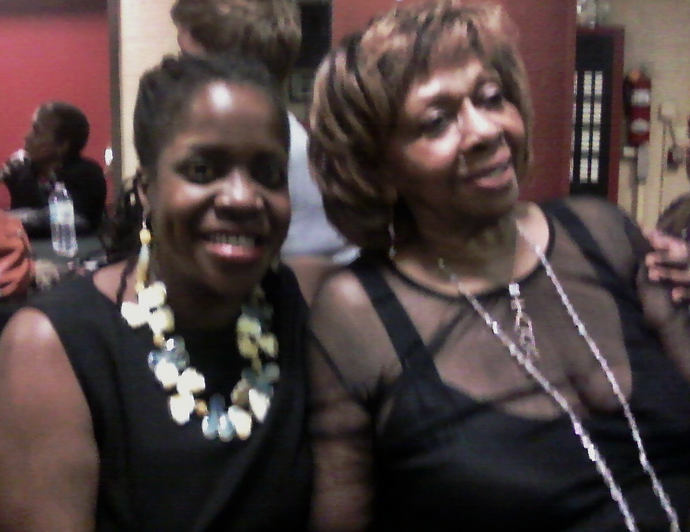 w/ Cissy Houston
