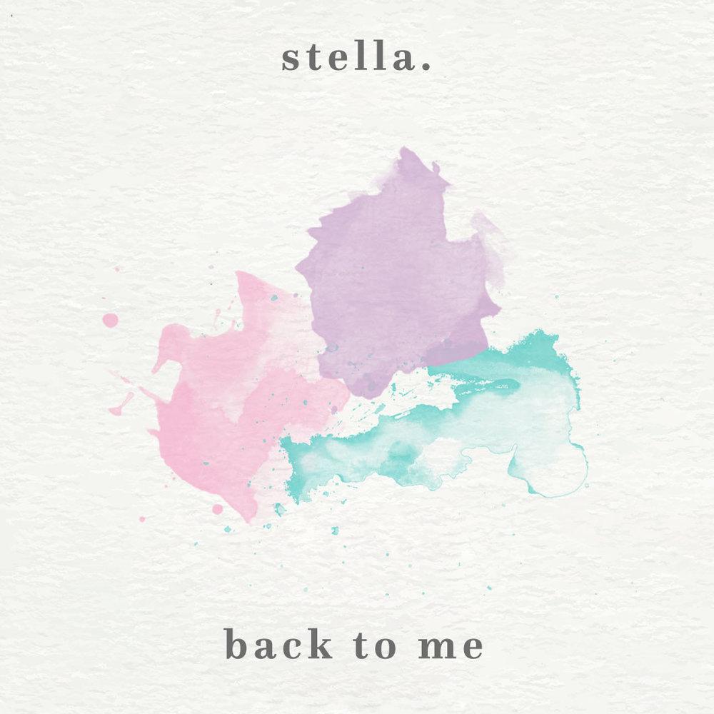 Back To Me - Album Art