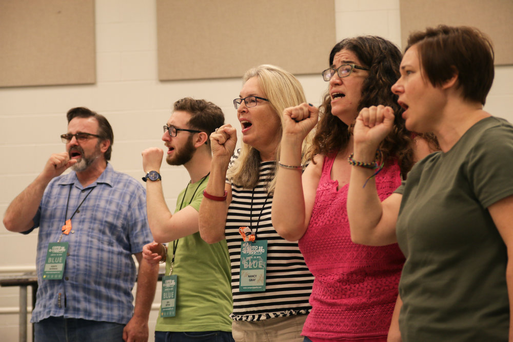 Music Educators - - Learn from the top names in a cappella education- Take resources and experiences home to your group (or to start one)- Perform for a change! Have fun and learn what your singers are experiencing- Demystify a cappella, from live sound to vocal percussion, with hands-on instruction- CEUs or graduate credits available - it's the most fun professional development ever!