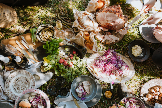 THE PICNIC   FLORISTRY | STYLING | CREATIVE | LISA MADIGAN PHOTOGRAPHY | LUISA BRIMBLE