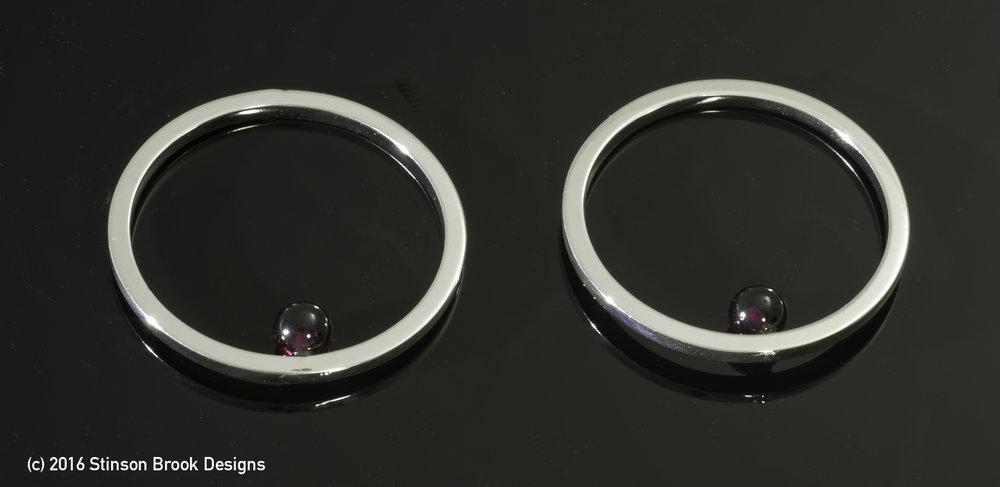 Circle Earring - Mod 1