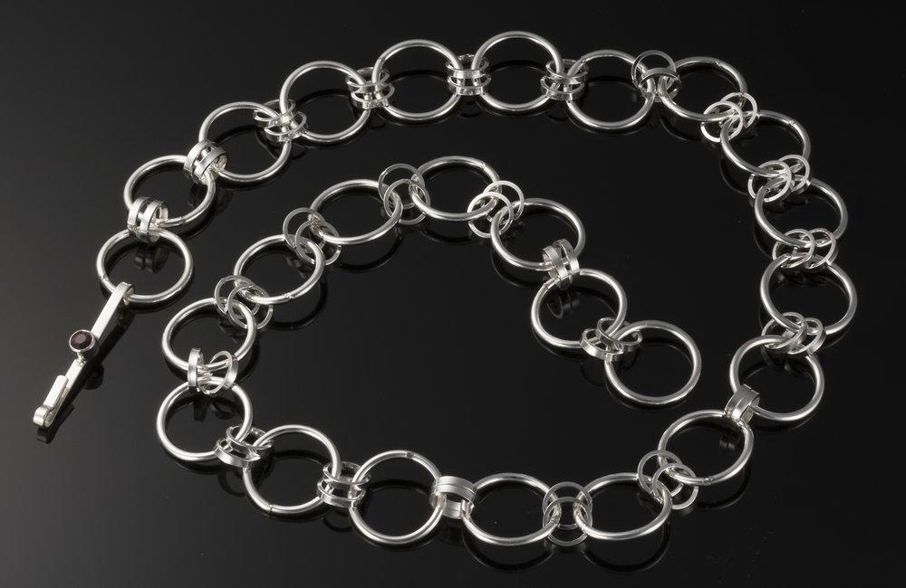 4 Ring Chain - Mod 3