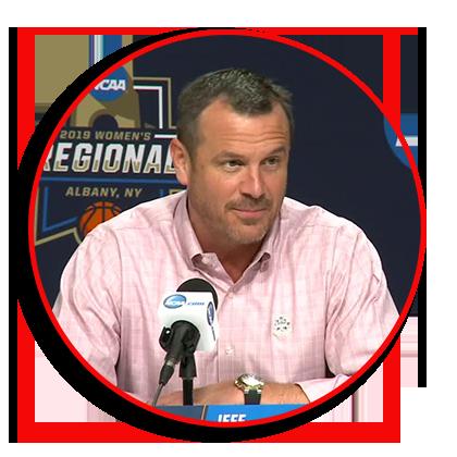 Coach Jeff Walz -