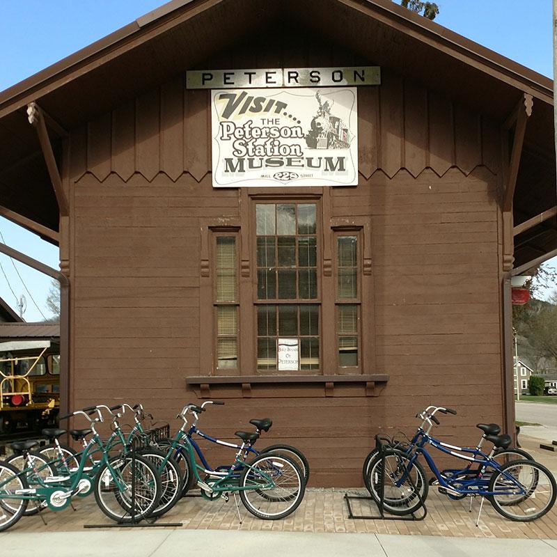 Peterson Bike Share Program