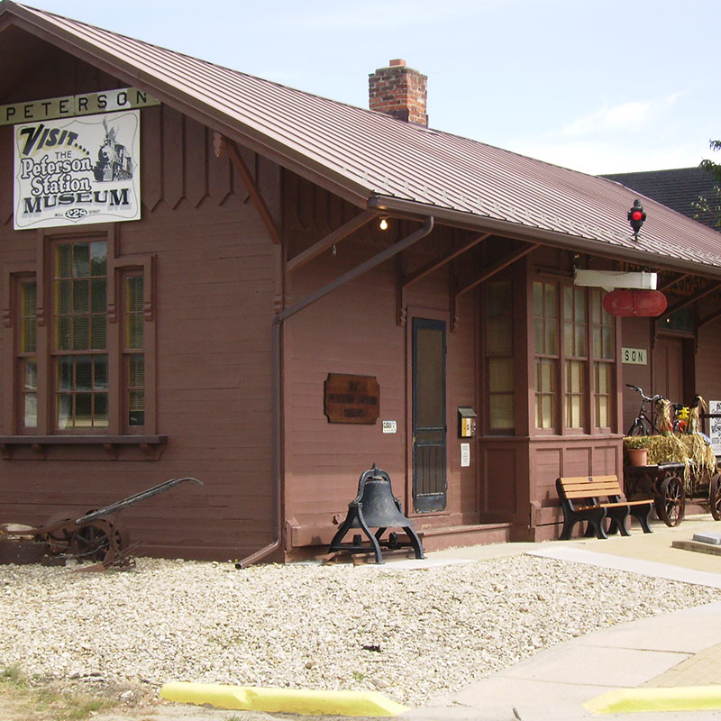 1877 Peterson Station Museum