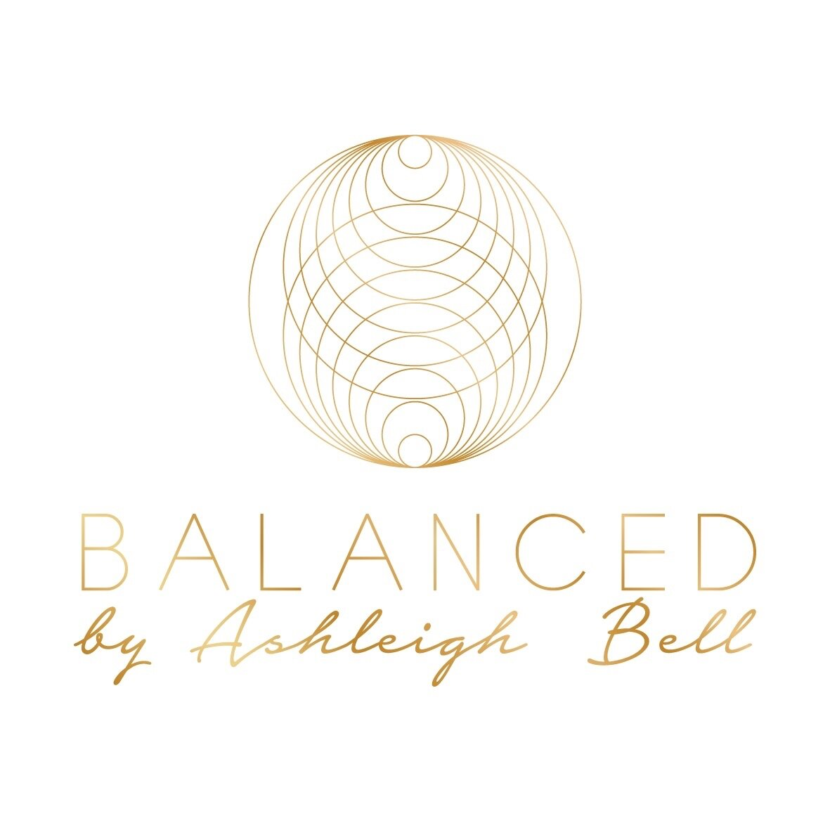 Balanced by Ashleigh Bell